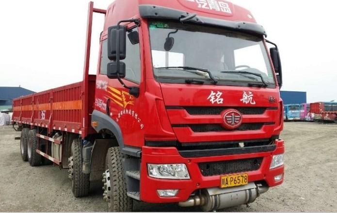 4类易燃固体、自然物质运输车