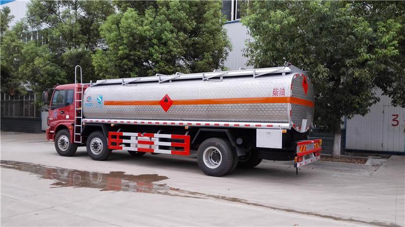 3类易燃液体罐式运输车