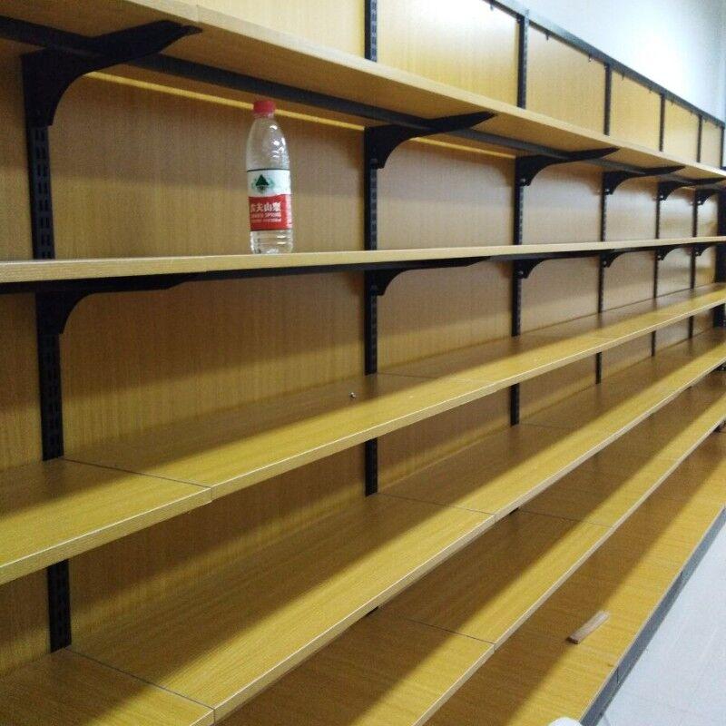 钢木超市货架10