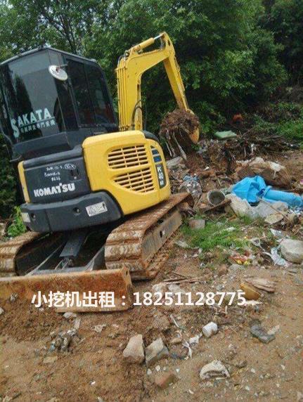 1米宽小挖机出租