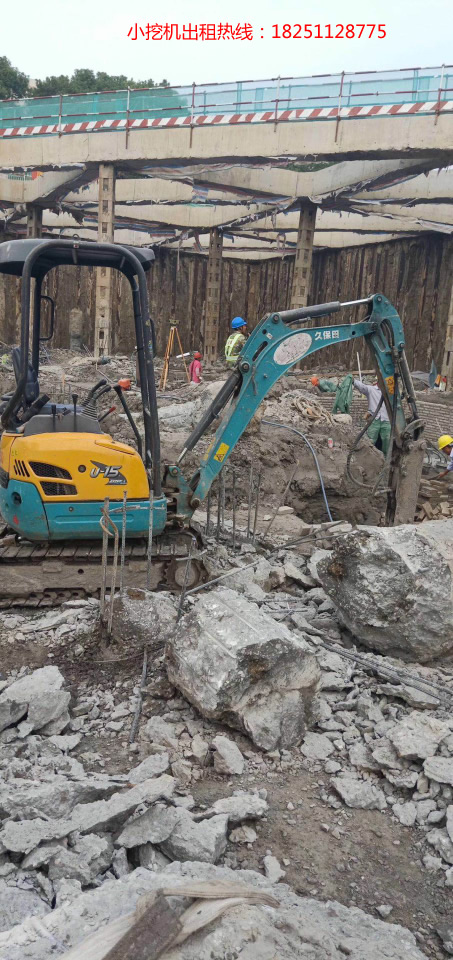 苏州微型小挖机出租