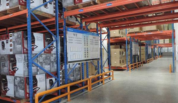 电商行业货架应用