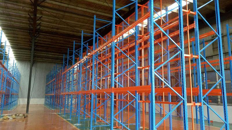 仓储物流行业货架应用